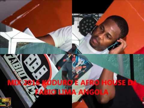 MIX 2016 KUDURO E AFRO HOUSE DJ FABIO LIMA ANGOLA