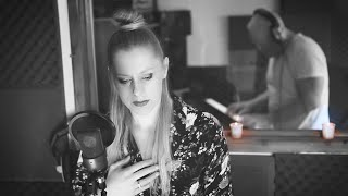 Recovering - Celine Dion cover by Rachel Raynor & Glenn Boulton #Live Studio Vocal  & Piano