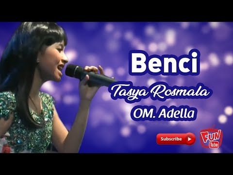 Benci Vocal by Tasya Karaoke with lirik