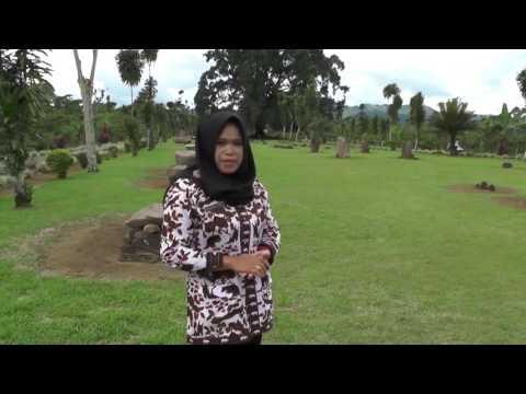 Situs Megalitik Batuberak - Kebun Tebu - Lampung Barat