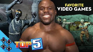 WHAT ARE APOLLO CREWS' TOP 5 FAVORITE VIDEO GAMES EVER??