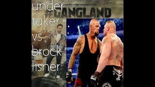 Wwe Gangland in Punjabi under taker vs brock lisner