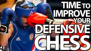 Improve Your Defensive Chess and Win More Games! - GM Damian Lemos (EMPIRE CHESS)