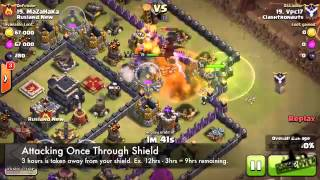 Clash of Clans CoC Shield Changes! Sneak Peek #1 - Town Hall 11 Update -