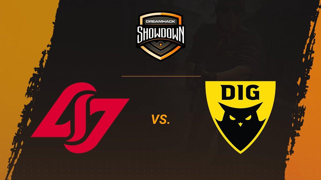 CLG Red vs Dignitas fe - Train - Grand Final - North America - DreamHack Showdown Winter 2020