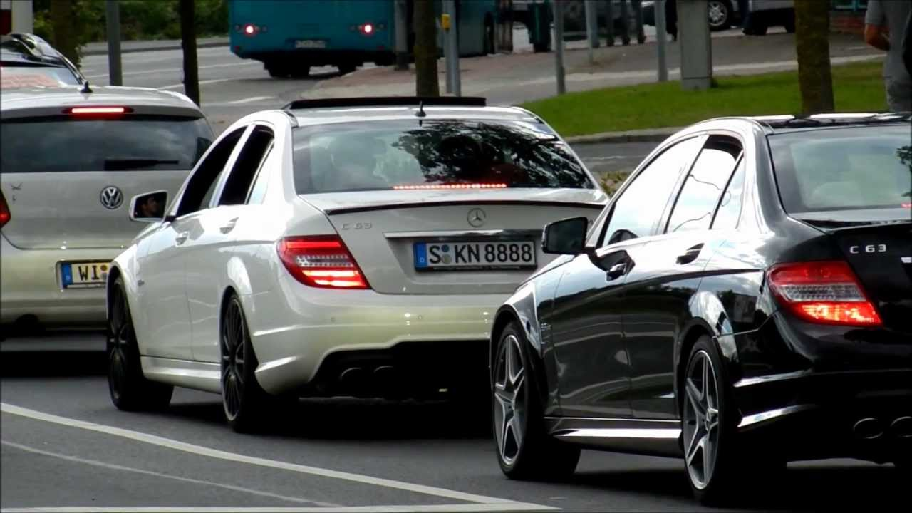 2012 mb c63 amg performance package 1080p youtube. Black Bedroom Furniture Sets. Home Design Ideas