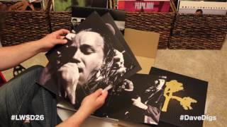 The Joshua Tree [7 LP] [Super Deluxe Edition] - LWSD unboxing