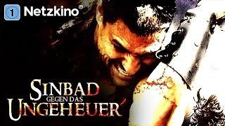 Sinbad gegen das Ungeheuer (Abenteuer, Fantasyfilm, ganzer Film in Deutsch, Filme Deutsch)