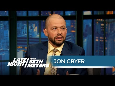 Jon Cryer on Writing About Charlie Sheen in His Memoir  Late Night with Seth Meyers