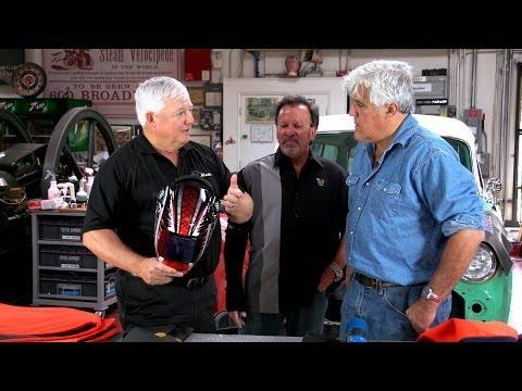 High Performance Welding Gear - Jay Leno's Garage