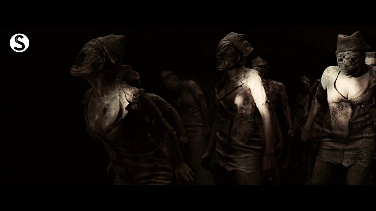 Silent Hill - Nurse Scene - YouTube