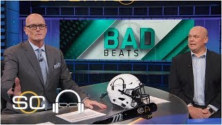 Bad Beats featuring Miami Heat, wild college basketball endings   SC with SVP