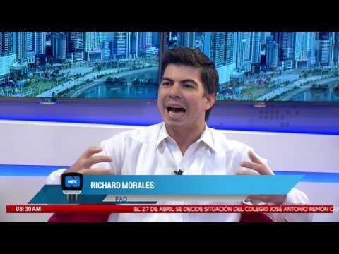 Entrevista a Richard Morales del FAD