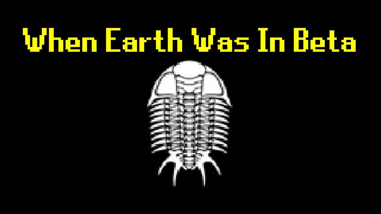 When Earth Was In Beta