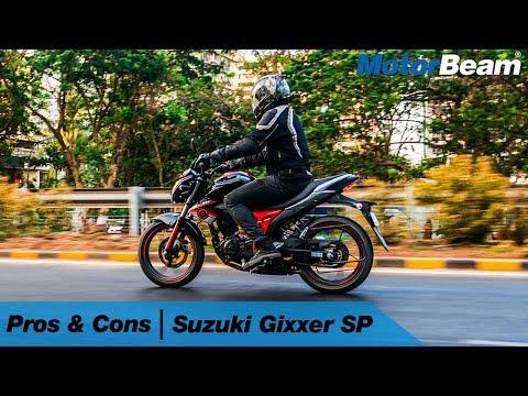 Suzuki Gixxer SP - Pros & Cons | MotorBeam