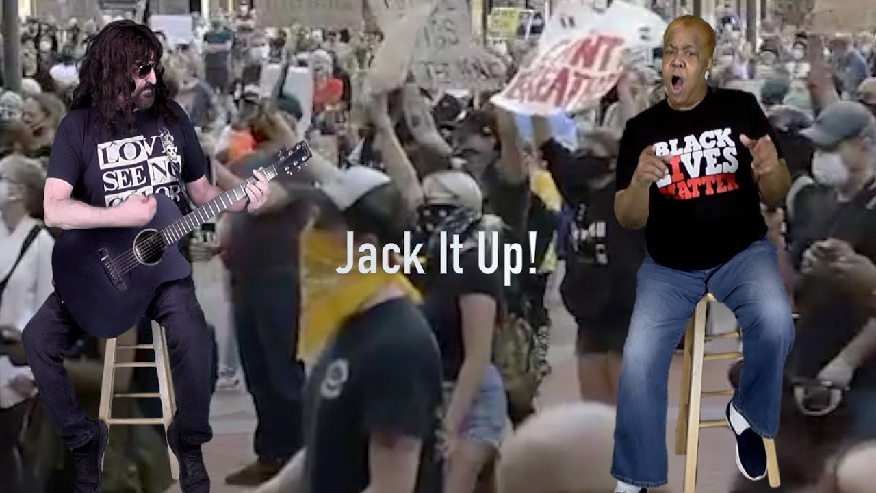 Jack It Up! Feat. Frances Tease.  Songs for Social Justice