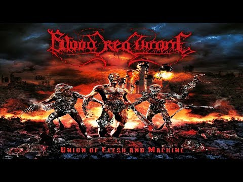 Blood Red Throne - Union Of Flesh And Machine {Full Album Stream}