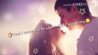 Love yourself whatsapp status video, love story, love story in hindi, whatsapp video, short love sto