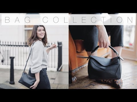 My Designer Bag Collection & My NEW Purchase | The Anna Edit