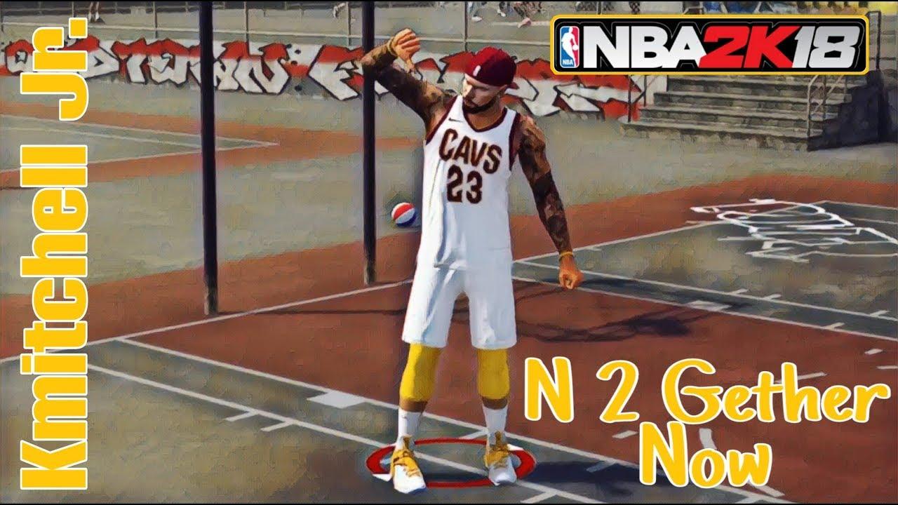 "KMitchellJr- ""N 2 Gether Now""/ Limp Bizkit Method Man/ NBA ..."