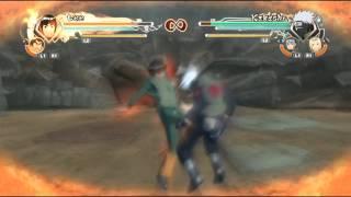 Naruto Shippuden: Ultimate Ninja Storm Generations (PS3) Team Ultimate Jutsu
