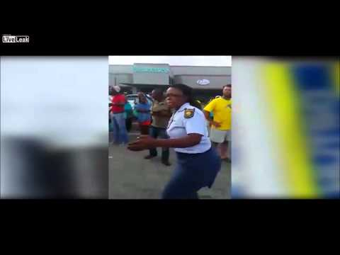 South African Police Arrest Town Mayor