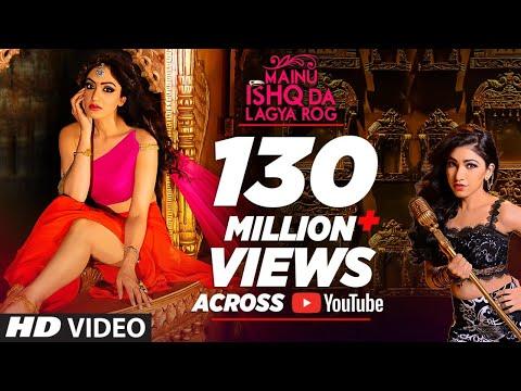 Thumbnail: Mainu Ishq Da Lagya Rog VIDEO Song | Tulsi Kumar | Khushali Kumar | T-Series