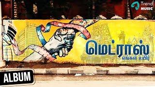 Madras Engal Uyir | Madras Day Special Song | Raaj K Chozhan | Shibi | Vikram | Annie | Trend Music
