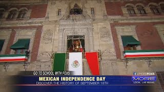 Go To School With FOX5: Celebrating Mexican Independence Day