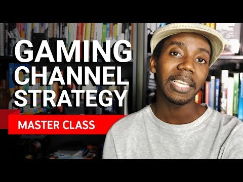 Gaming channel content strategy | Minute Tips ft Roberto Blake