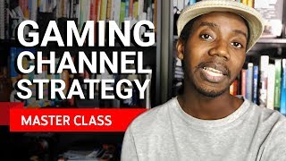 Gaming channel content strategy   Minute Tips ft Roberto Blake thumbnail