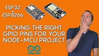 Video How To: Pick the right pins on the NodeMCU ESP8266 and ESP32 download MP3, 3GP, MP4, WEBM, AVI, FLV Oktober 2018