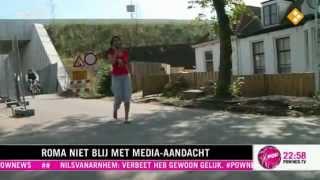 Roma niet blij met media-aandacht