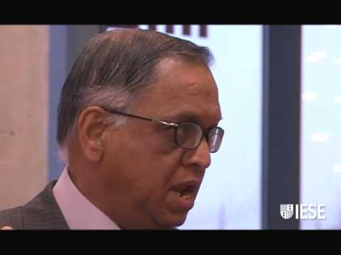 Interview with Narayana Murthy (2): The Benefits of Offshoring to Asian Emerging Markets