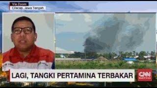 Download Lagi, Tanki Pertamina Terbakar