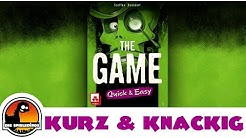 The Game Quick & Easy Kurz und Knackig Rezension