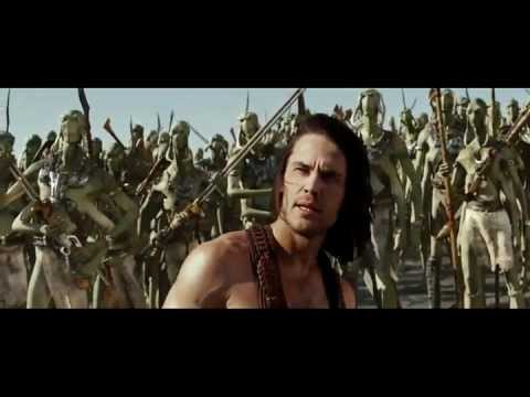 John Carter – TRAILER ITA