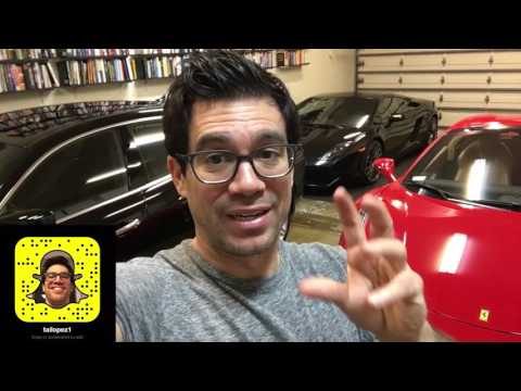 Win A Free Car. Plus One For A Friend.Mustang, Jeep, Prius:Tai Lopez Snapchat Pay It Forward Contest