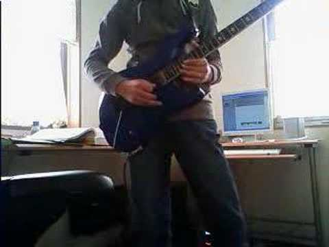 Greensleeves on Electric Guitar tab