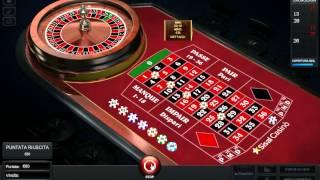 I numeri della serie alla roulette