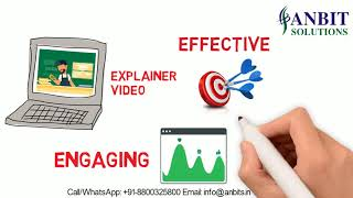 Get an best explainer video to showcase your product or services