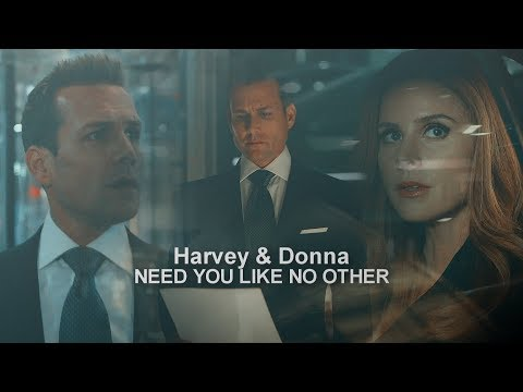 harvey & donna || need you like no other [+7x13]