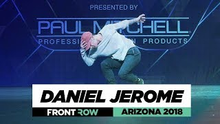 Daniel Jerome | FrontRow | World of Dance Arizona 2018 | #WODAZ18
