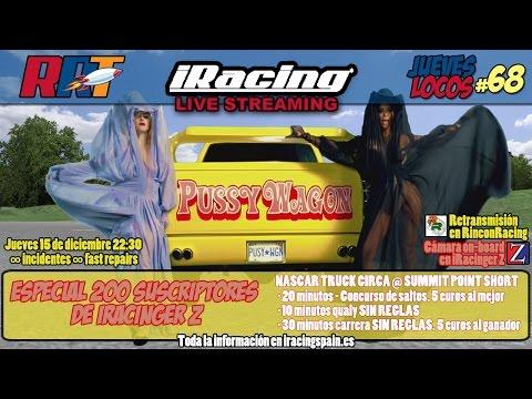 iRacing || Especial 200 suscriptores (NASCAR Truck circa @ Summit Point short - Hosted #68 RRT)