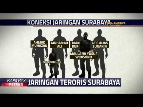 Teroris Berencana Teror Surabaya Kayak Thamrin?