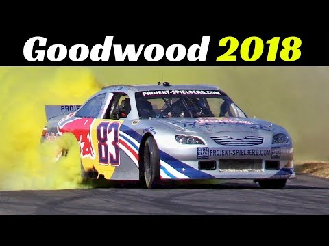 2018 Goodwood Festival of Speed - Day 4...