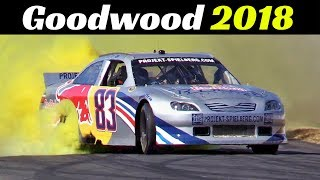 2018 Goodwood Festival of Speed - Day 4 Highlights - Supercars Madness, F1, Rally cars, Drift & More