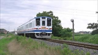関東鉄道常総線 2019/07/06