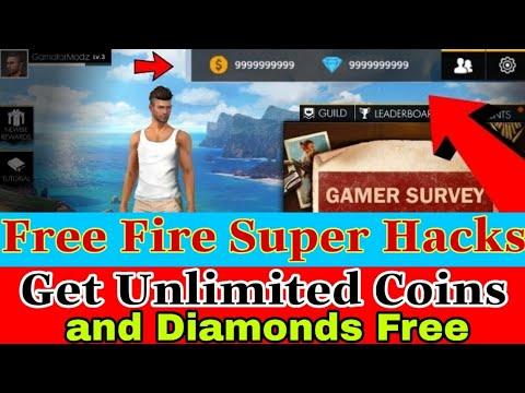 How to hack Free fire diamond | free fire unlimited diamond hack | unlimited diamond | aaditech