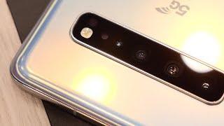 Огромный Samsung Galaxy S10 5G / Смартфон для наших внуков